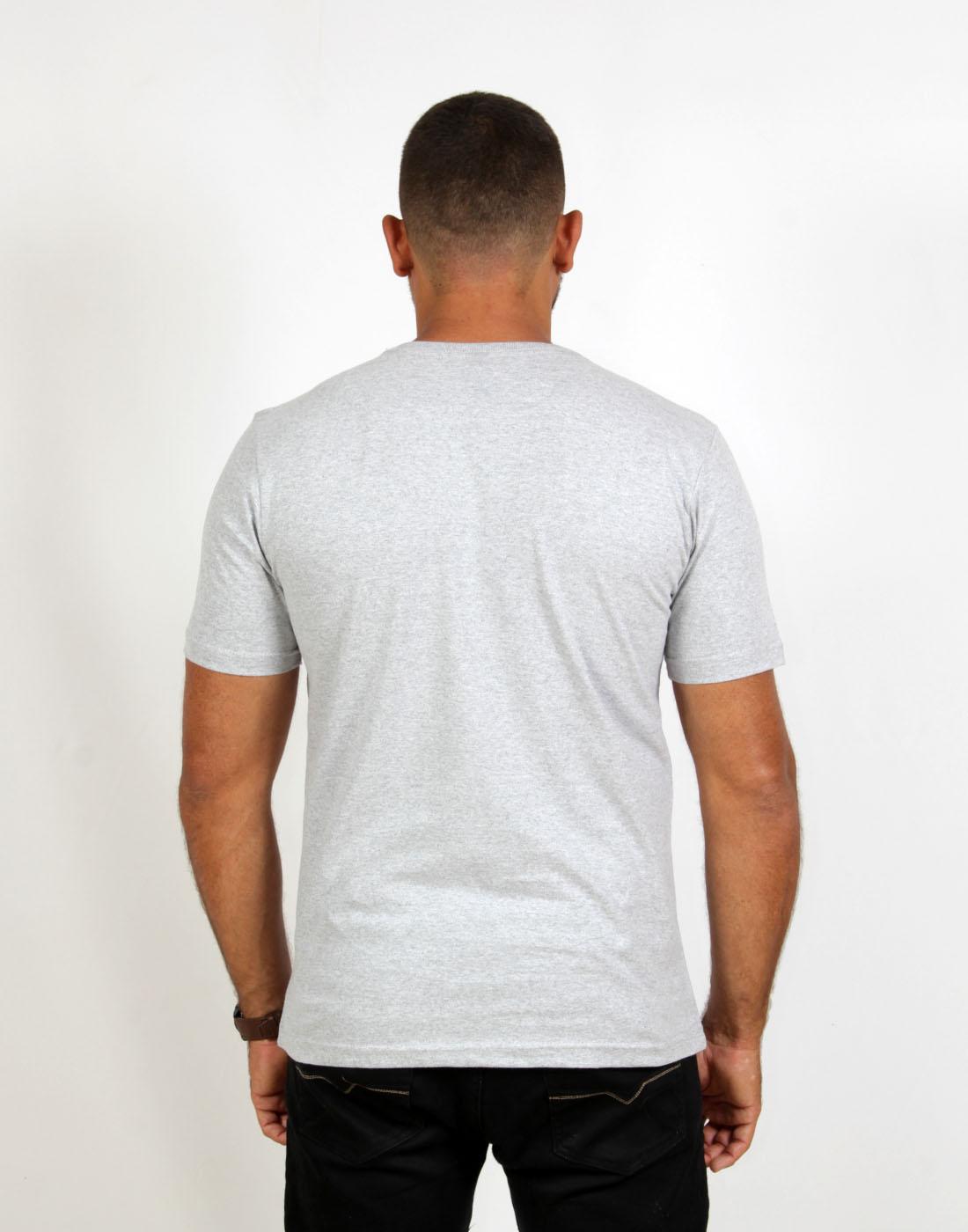 Camiseta Masc. Estampada Fatal
