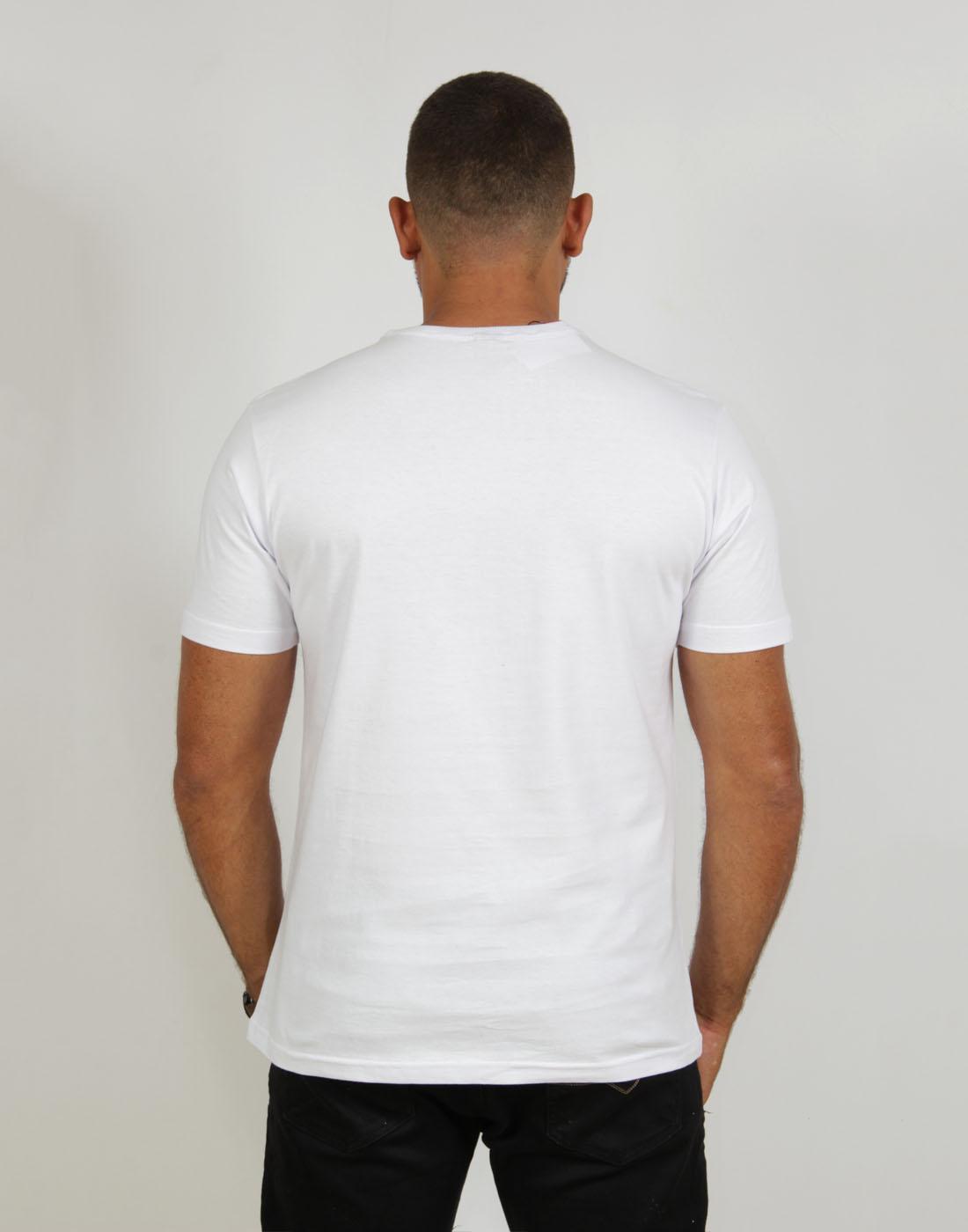 Camiseta Masc. Estampada Skull  Fatal