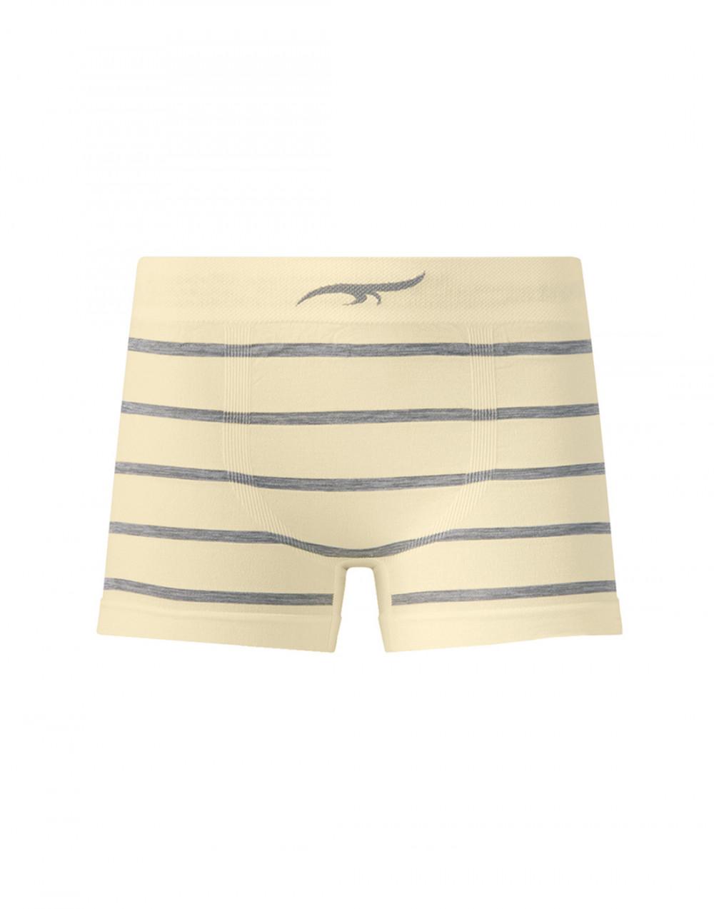 Cueca Boxer Infantil Stripes Sem Costura Zee Rucci