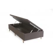 Box Solteiro com Sommier BAU010 88x188cm