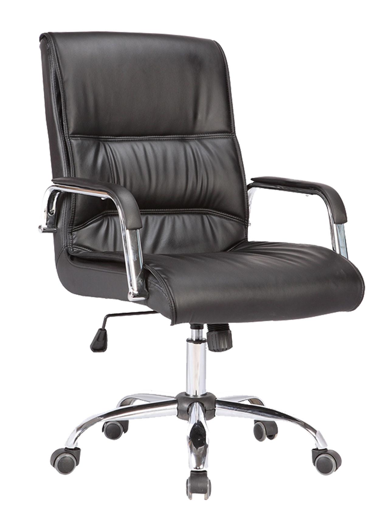 Cadeira De Escritório Diretor Buyer - Preta