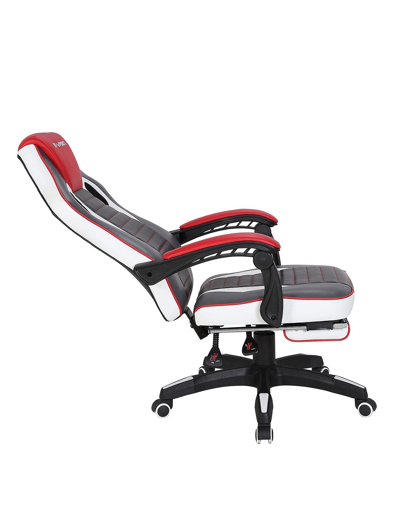 Cadeira Gamer Reclinável Base Giratória Nylon Sports