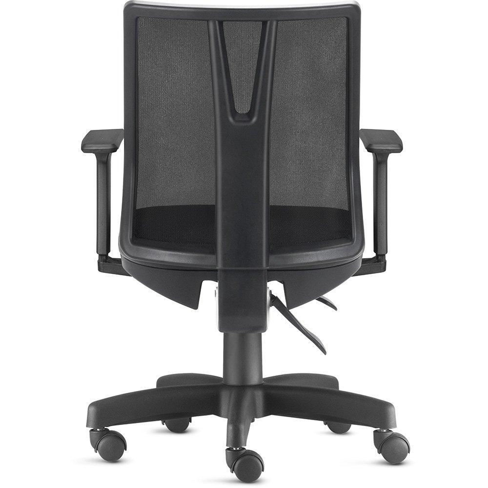 Cadeira giratória Addit Diretor c/ encosto em tela