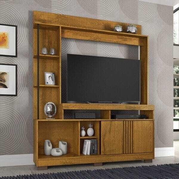 Estante Home TV até 49 Polegadas Sedução