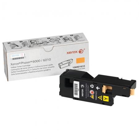 CART TONER AMARELO 6000/6010/6015 / 106R01633