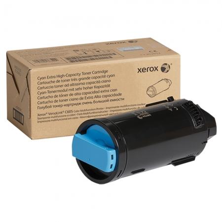 CARTUCHO DE TONER CIANO XEROX VERSALINK C600/605 16.8K - 106R03936