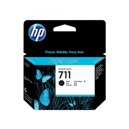 CARTUCHO HP 711 PRETO - HPCZ133AI
