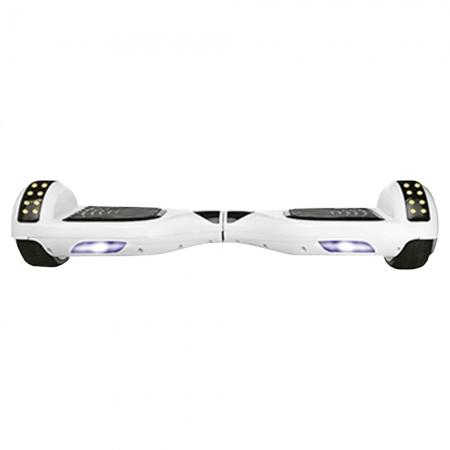 HOVERBOARD BLUETOOTH 6,5'' - BRANCO TOP TAG (acompanha bolsa)