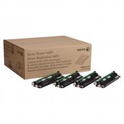 KIT UNIDADE IMAGEM XEROX 6600/C400/C405 -60K c/4 unids - 108R01121