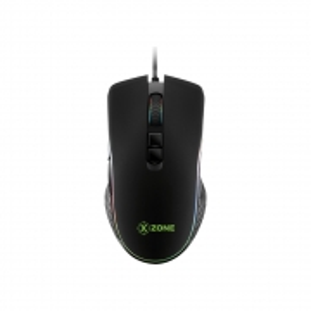 Mouse Gamer XZone GMF-01  RGB 7 Botões 4800DPI - GMF-01