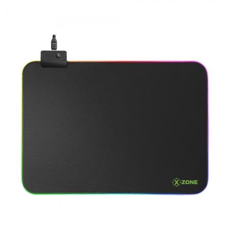 MOUSEPAD GAMER PRETO RGB XZONE GMP-01