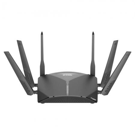 ROTEADOR SMART MESH AC3000 WiFi PROCESSADOR DUAL CORE D-LINK DIR3060