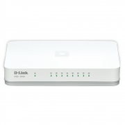 SWITCH DLINK NAO GERENCIAVEL 8P 10/100/1000