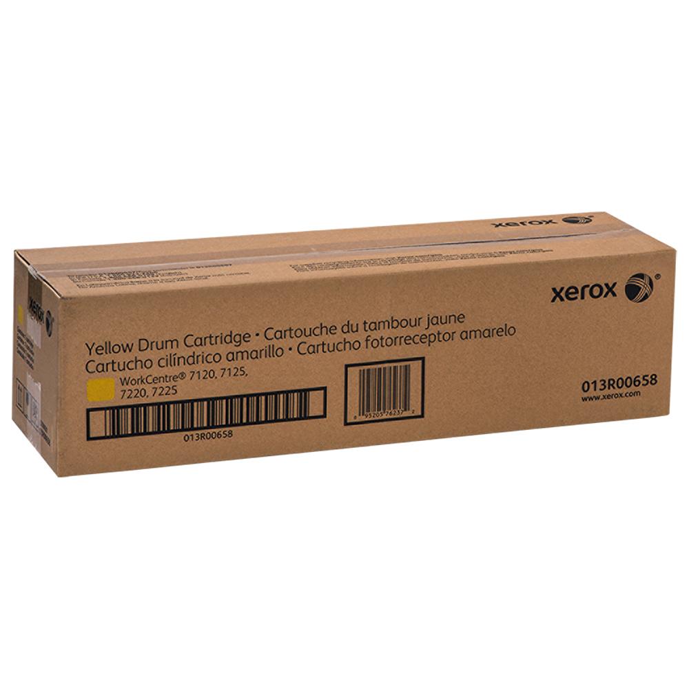 CARTUCHO DE COPIAS 7120 AMARELO - 013R00658