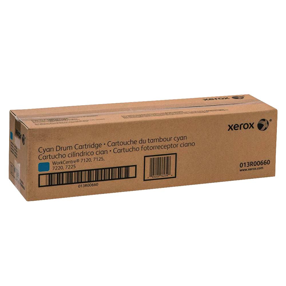 CARTUCHO DE COPIAS 7120 CIANO - 013R00660