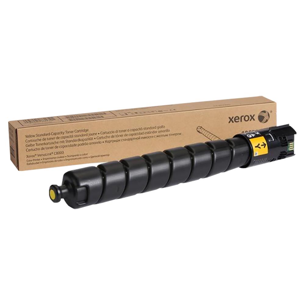 CARTUCHO DE TONER AMARELO XEROX C8000 - 106R04056