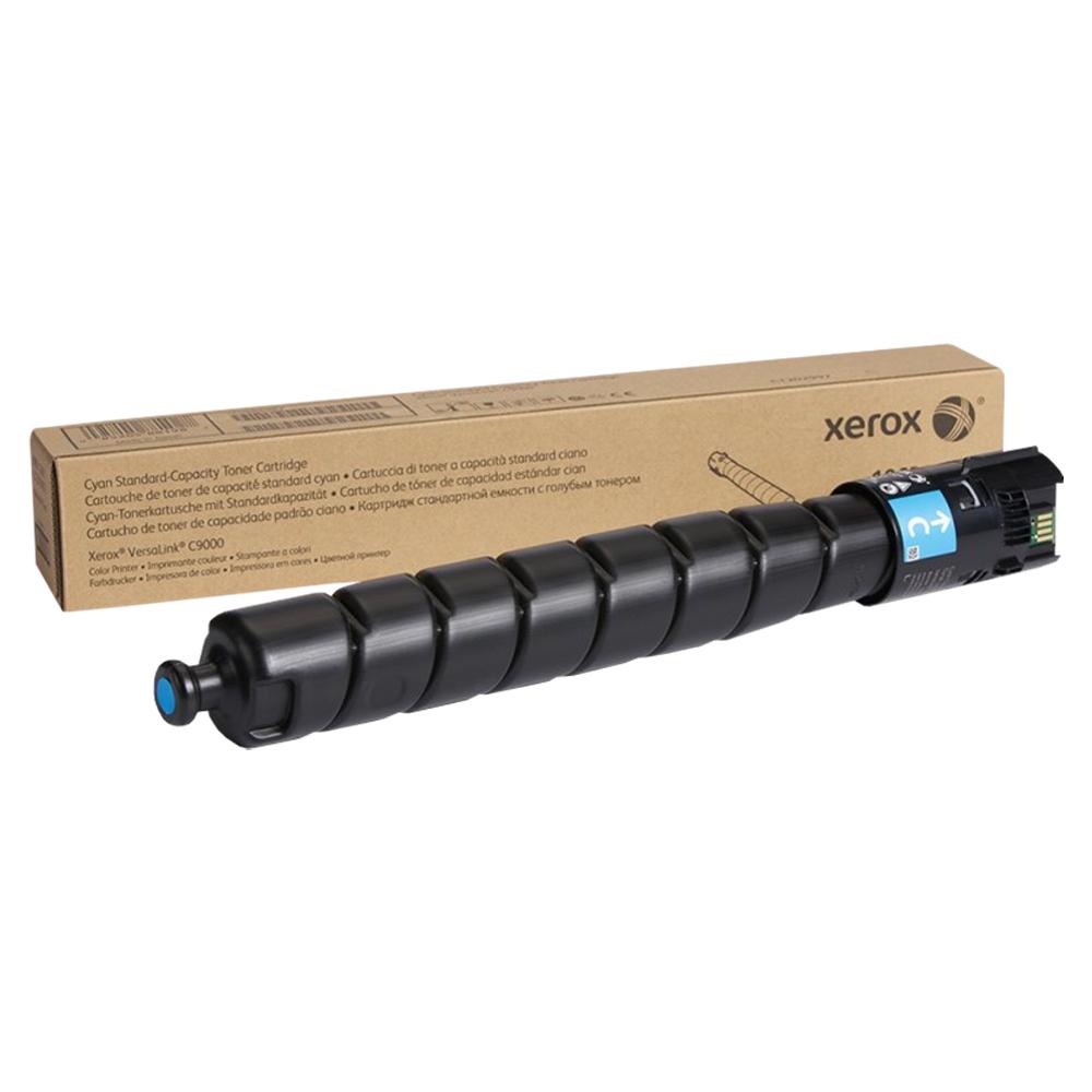 CARTUCHO DE TONER CIANO XEROX C8000 - 106R04054