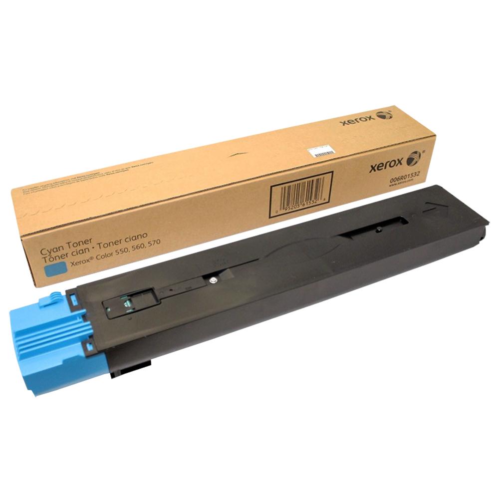 CARTUCHO TONER X550/560 CYANO - 006R01532