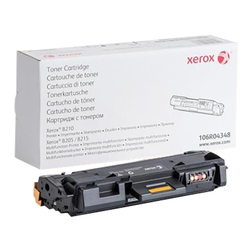 CARTUCHO TONER XEROX B210/B205/B215 3K - 106R04348