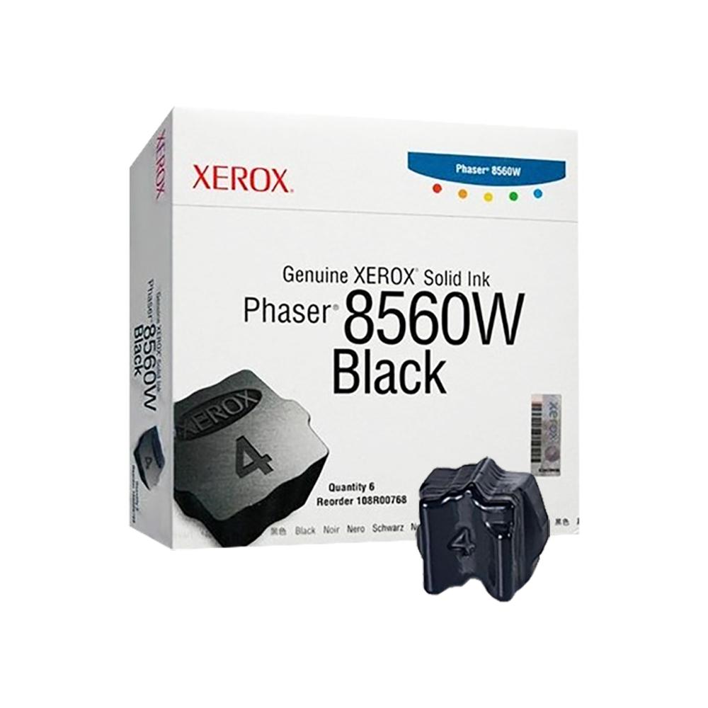 CERA PRETA C/6 XEROX 8560 - 108R00768
