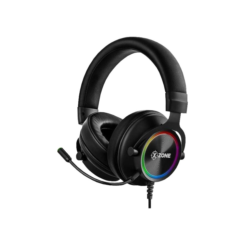 HEADSET RGB GAMER XZONE GHS-01