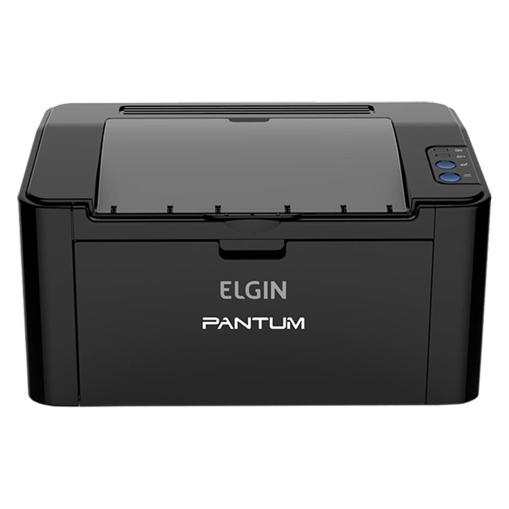 IMPRESSORA LASER MONO ELGIN PANTUM P2500W 22ppm  Wireless 110V