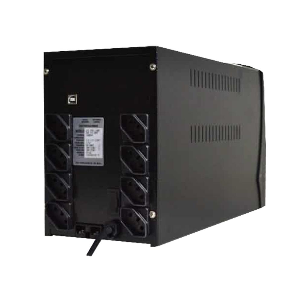NOBREAK TS SHARA 4411 UPS SENOIDAL BIVOLT 1500VA