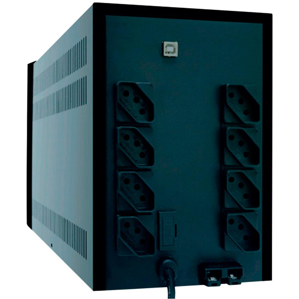 NOBREAK TS SHARA 4436 UPS PRO 1500VA BIVOLT 8T