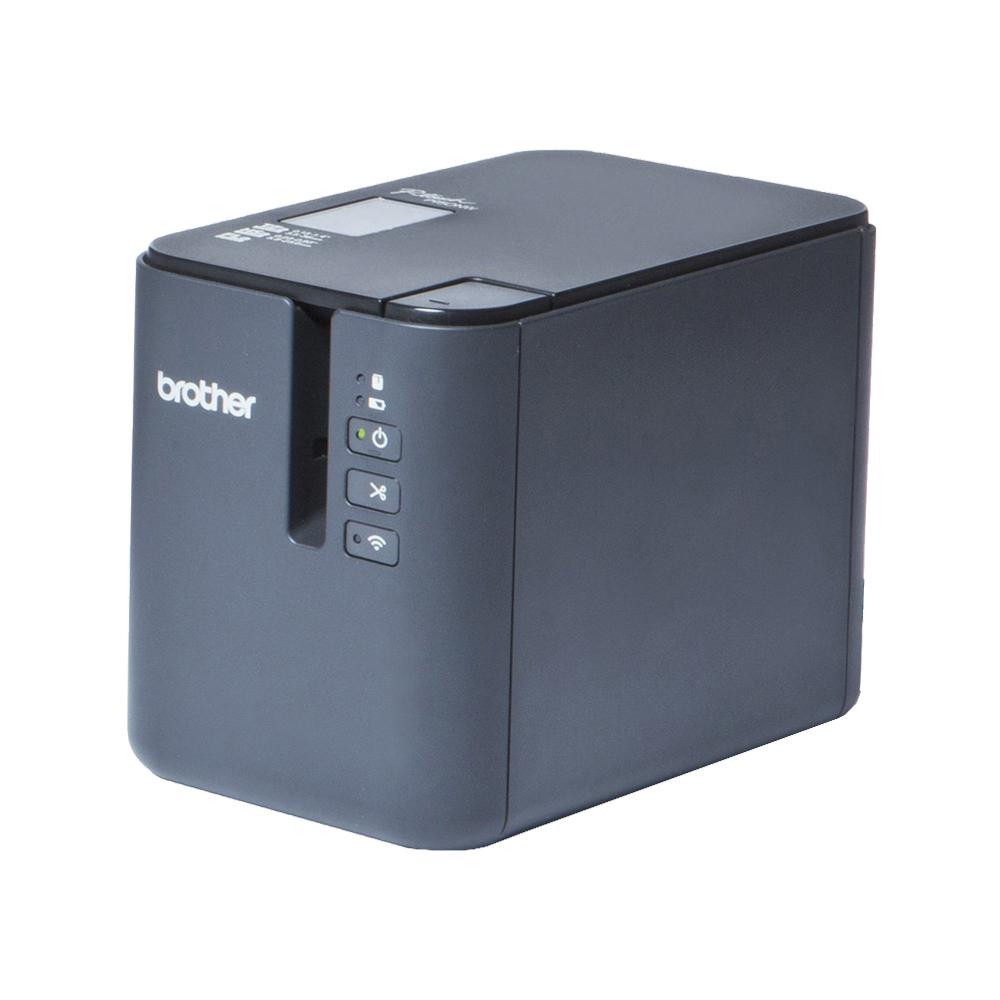 ROTULADOR ELETRÔNICO BROTHER PTP950W  Wireless e Rede Ethernet