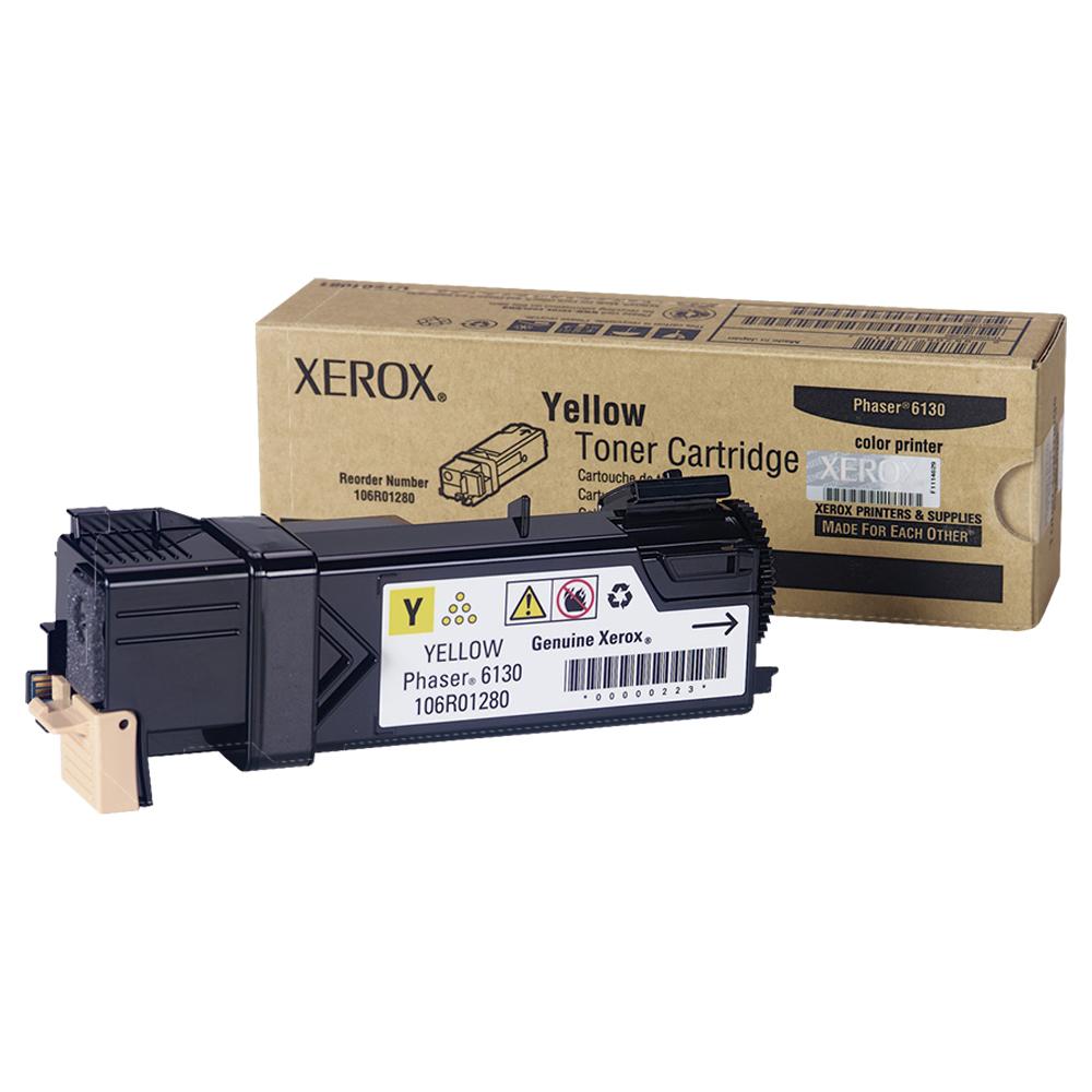 TONER AMARELO XEROX 6130 - 106R01280