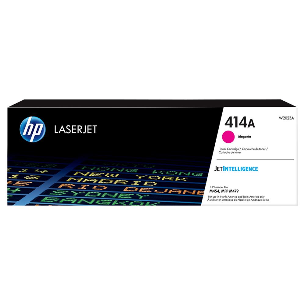 TONER HP MAGENTA 414A M454DN/DW/M479DW 2,1K W2023A