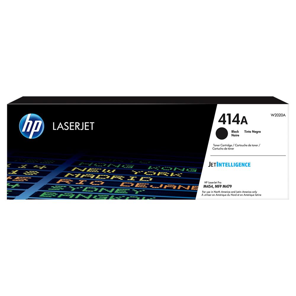 TONER HP PRETO 414A M454DN/DW/M479DW 2,4K W2020A