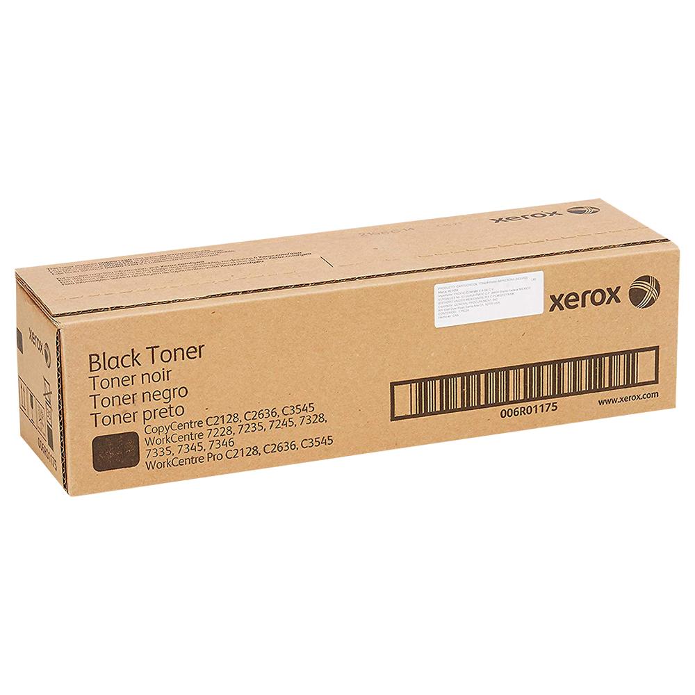 TONER PRETO XEROX 2128/2636/7328/3545 - 006R01175