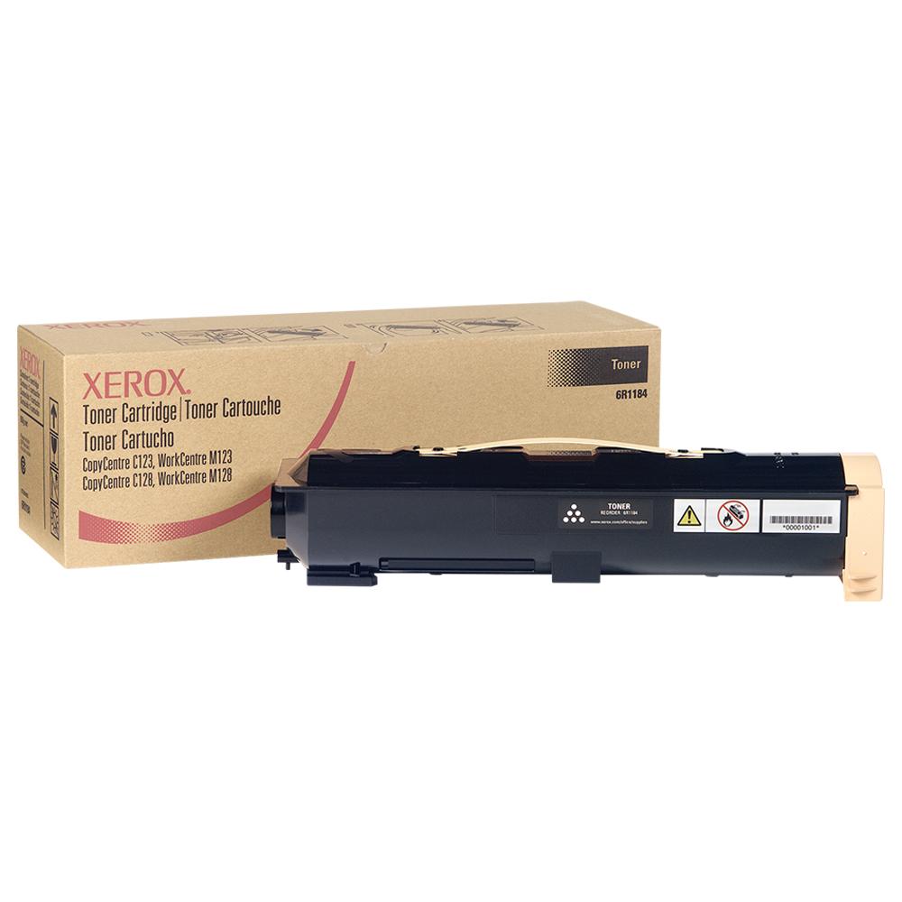 TONER PRETO XEROX M123/M128 - 006R01184