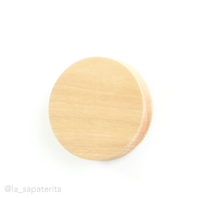 Cabideiro Bola M (7,5 cm)