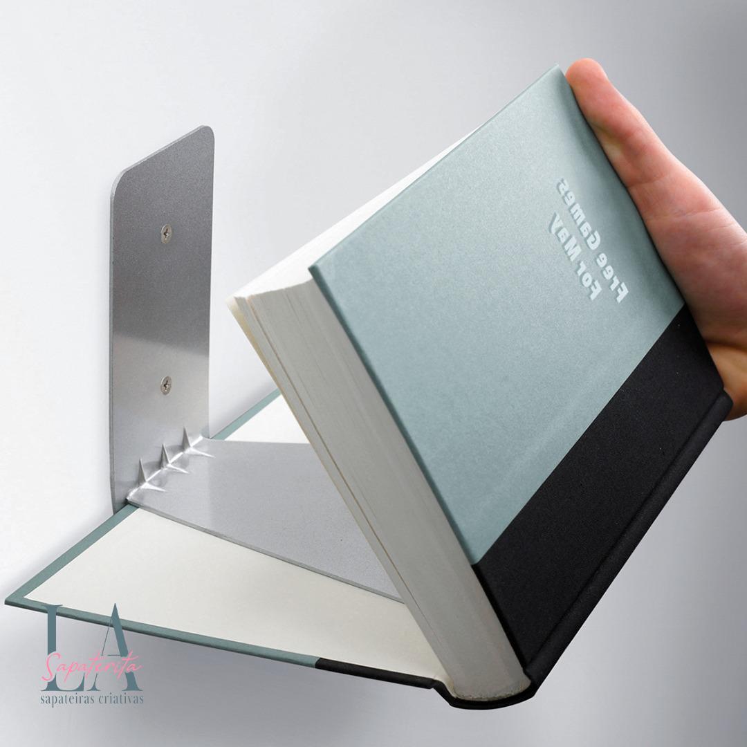 Livros Flutuantes - KIT c/ 3