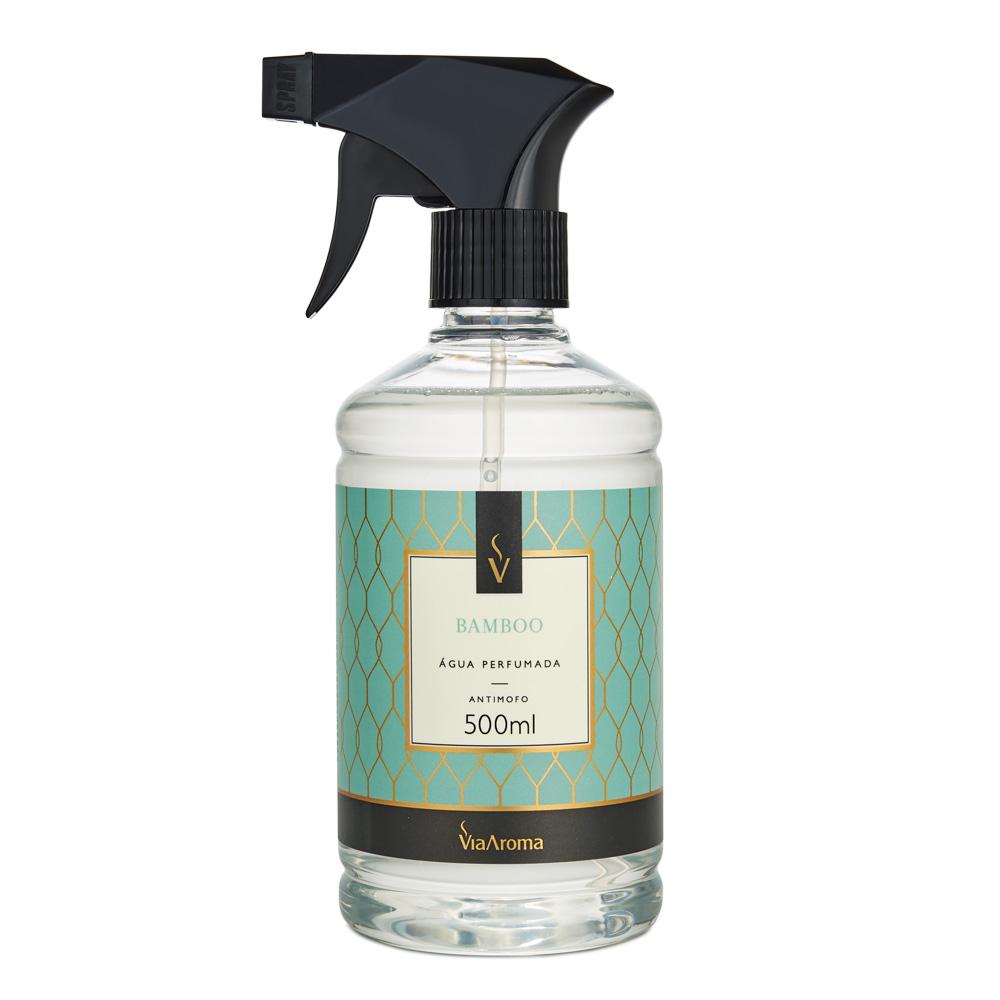 Água Perfumada para Tecidos Bamboo- 500ml