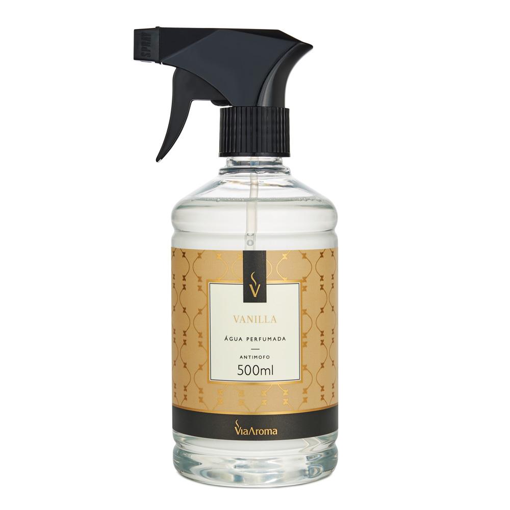 Água Perfumada para Tecidos Vanilla- 500ml