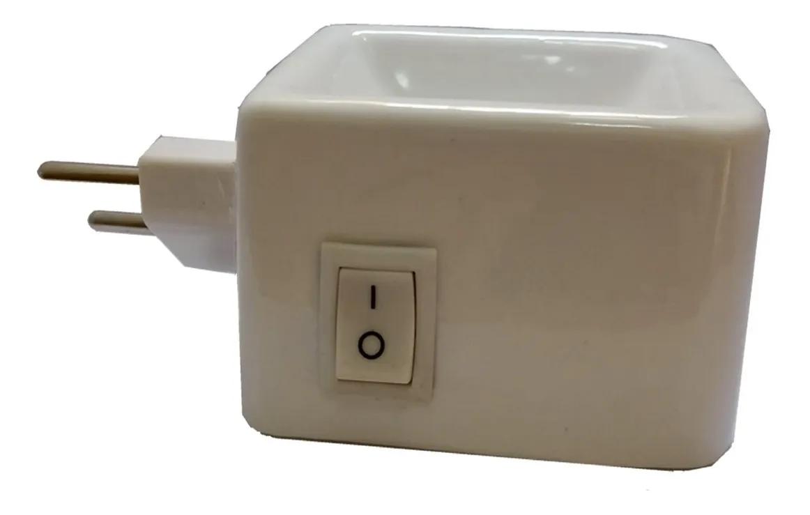 Difusor Elétrico em Porcelana Aromaterapia