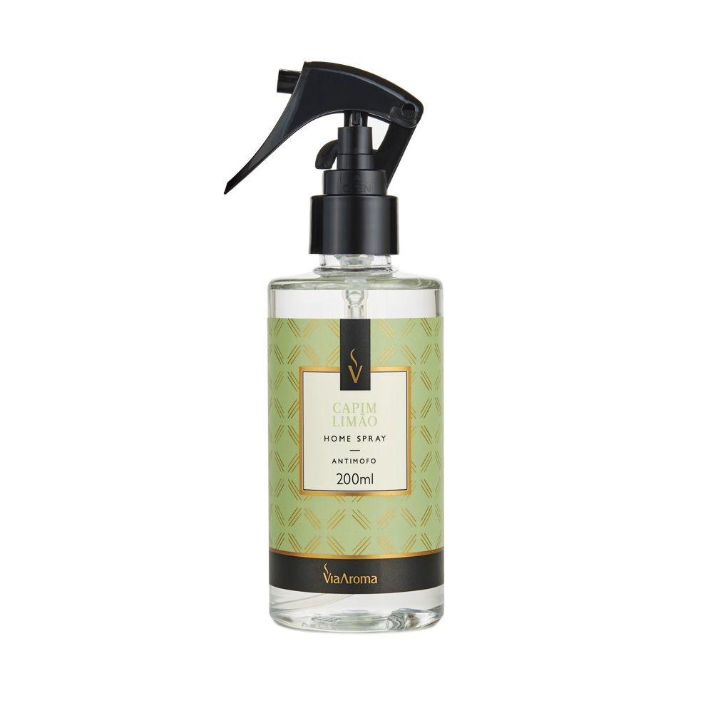 Home Spray Capim Limão - 200ml