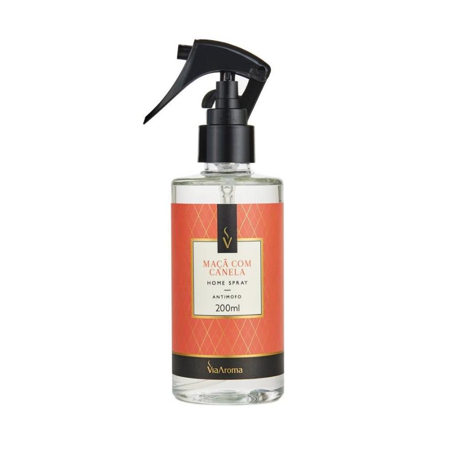 Home Spray Maçã com Canela - 200ml
