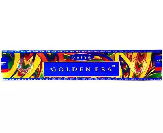 Incenso Golden Era Satya - 15g