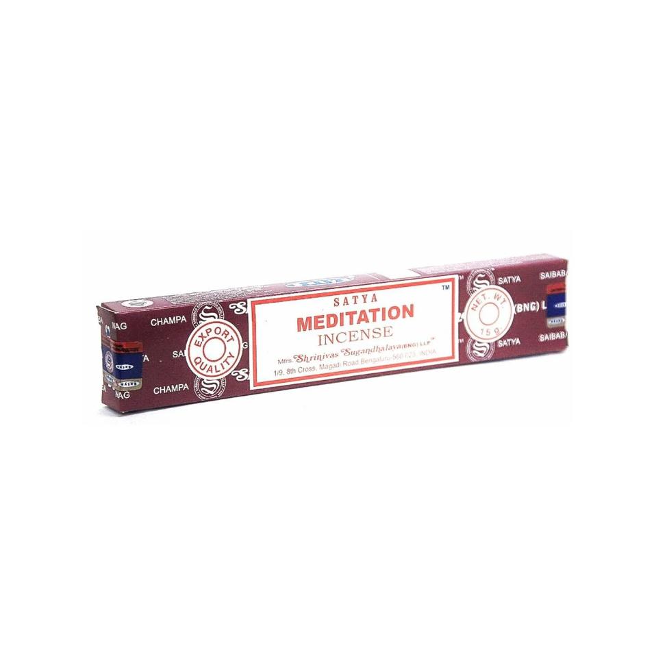 Incenso Meditation Satya - 15g