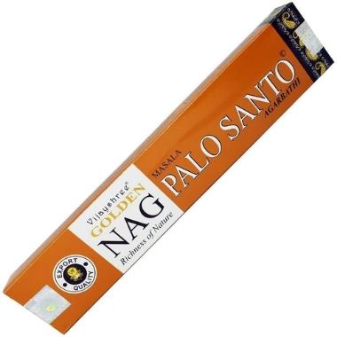Incenso Palo Santo Nag Golden  - 15g