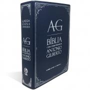 Bíblia com Comentários Antonio Gilberto