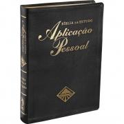 Bíblia de Estudo Aplicação Pessoal Grande / Preto - (ARC)