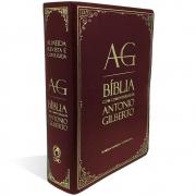 Bíblia de Estudo com Comentários de Antônio Gilberto Vinho