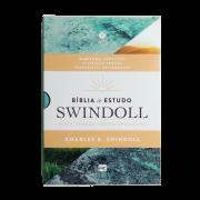 BÍBLIA DE ESTUDO SWINDOLL AQUA