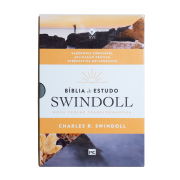 BÍBLIA DE ESTUDO SWINDOLL PETRA