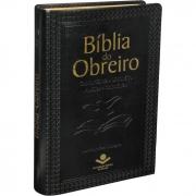 Bíblia do Obreiro / Preta - (ARC)